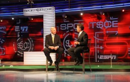 ESPN studio using AVB technologies