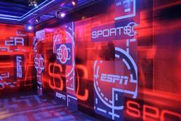 ESPN SportsCenter Studio 2